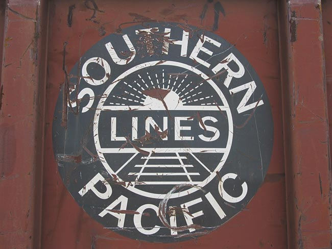 Southern Pacific railroad