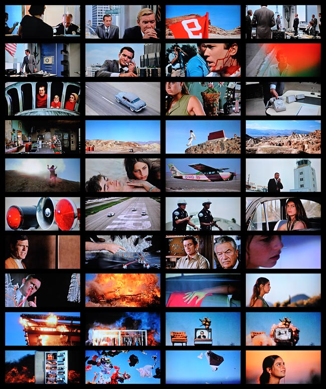 Zabriskie Point screen shots