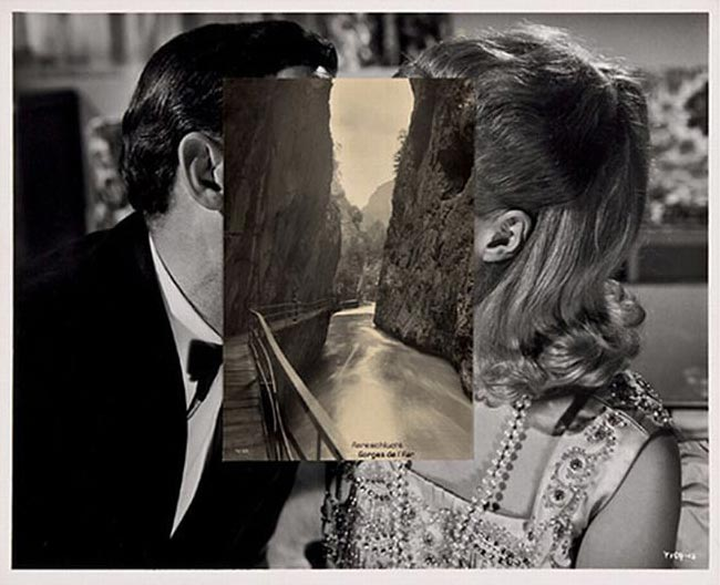 John Stezaker - Pair IV