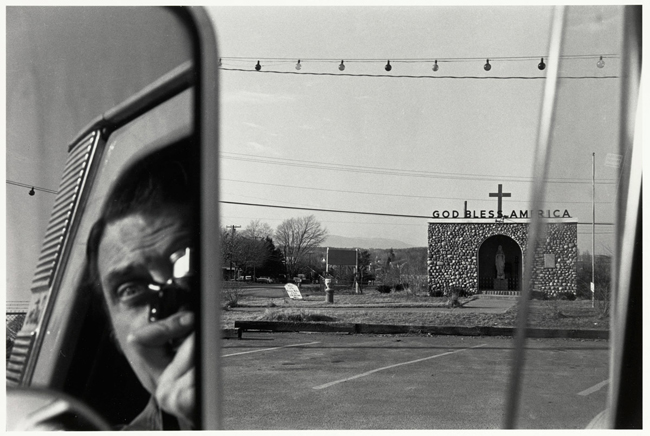 Route 9W, New York, 1969 by Lee Friedlander