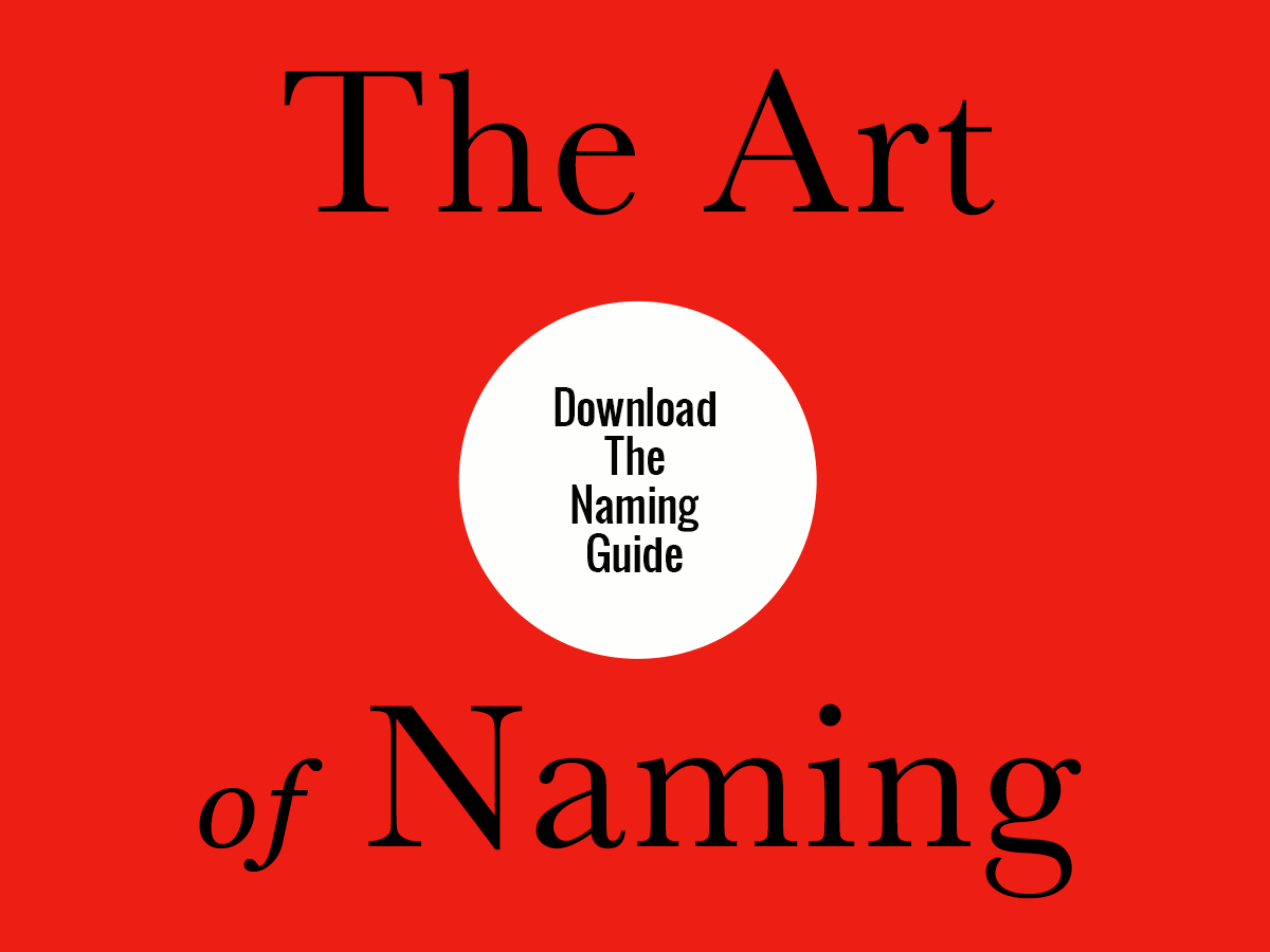 Zinzin Naming Guide: The Art of Naming
