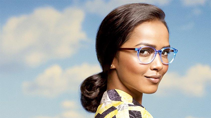 Warby Parker eyewear model