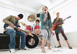 teen band