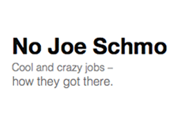 No Joe Schmo