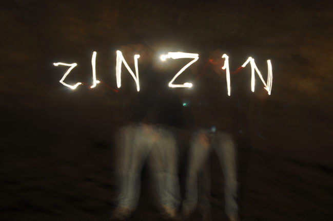 Zinzin name in light