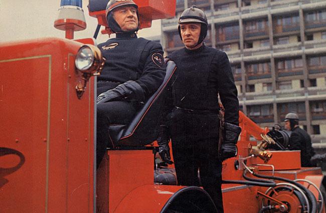 Truffaut Fahrenheit 451