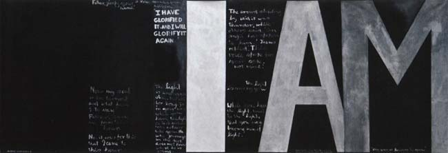Colin McCahon, Victory Over Death, 1970