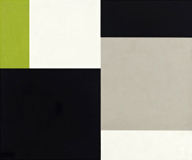 John McLaughlin, Untitled (1952)