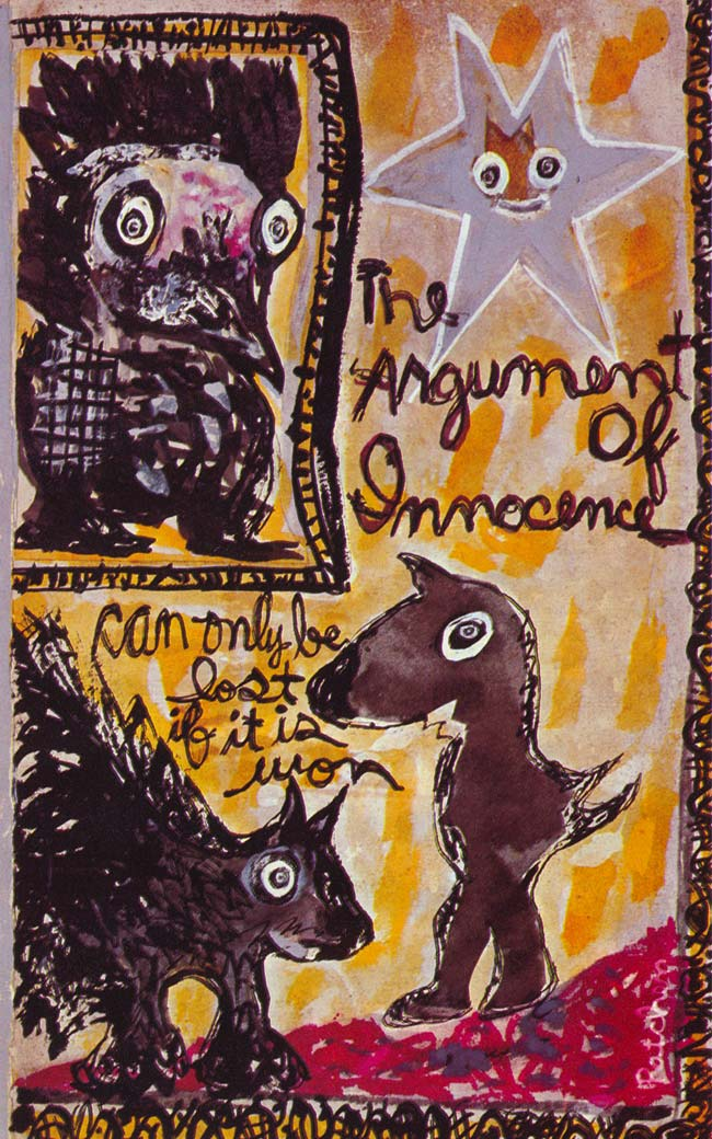 Kenneth Patchen - The Argument of Innocence