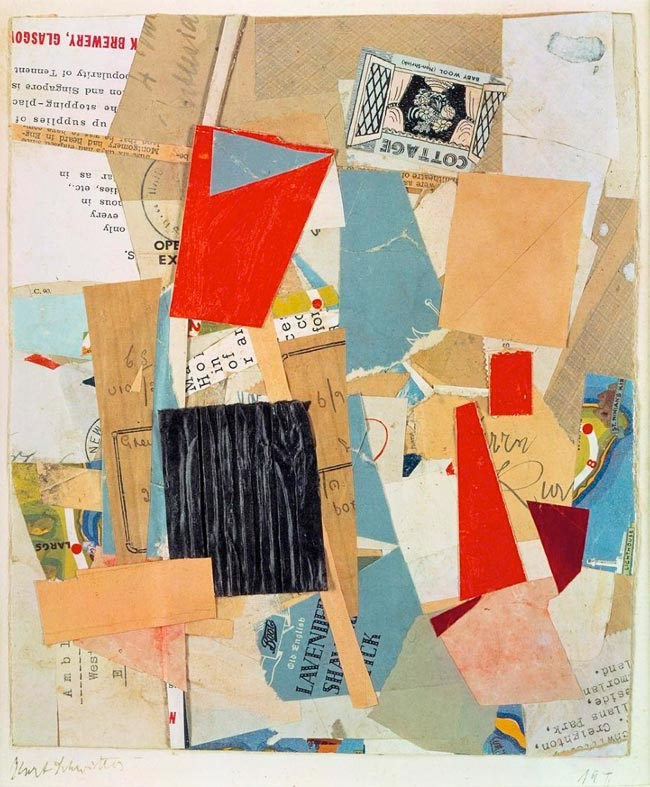 Kurt Schwitters - Cottage