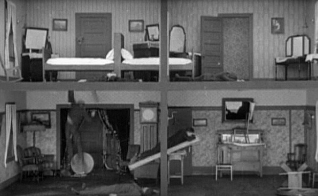 The High Sign (Buster Keaton, Edward F. Cline; 1921)