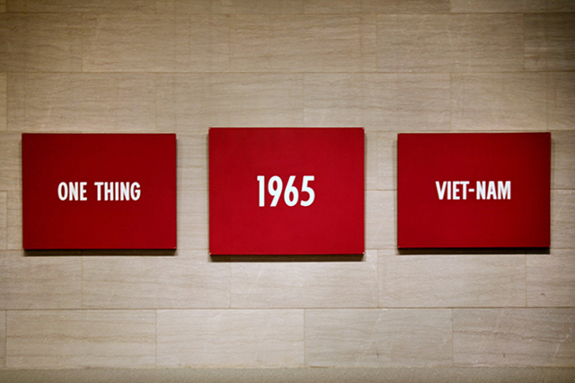On-Kawara_One-Thing_1965_Viet-Nam
