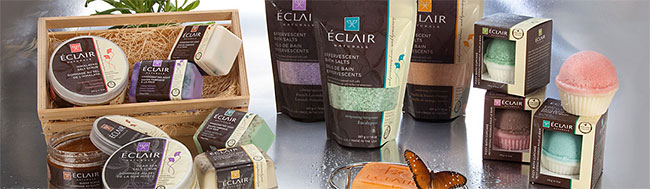 Eclair body care products