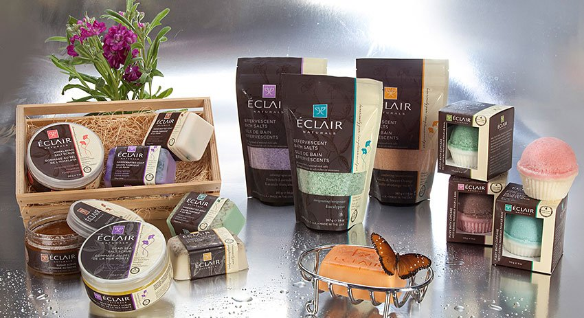 Eclair - bath & shower products