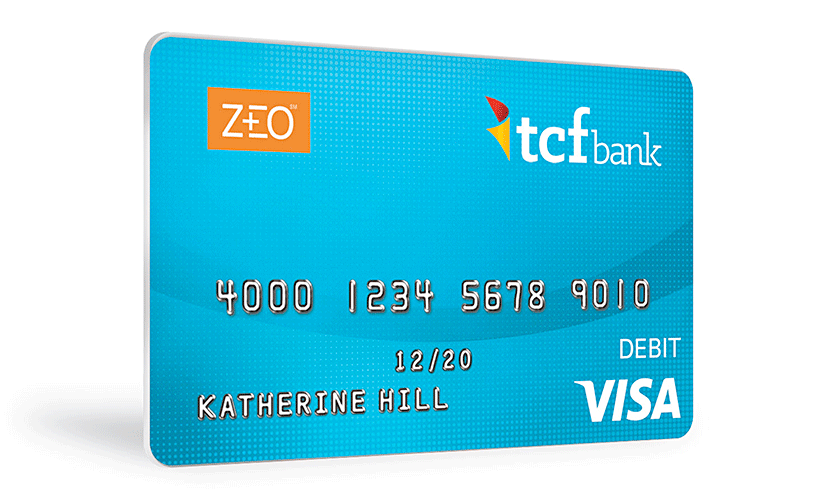 ZEO bank card